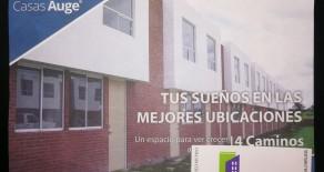 MICASA VENDE CASAS, FRACC.  4 CAMINOS,  Tehuacan Pue. INFONAVIT, BANJERCITO, FOVISSTE, BANCARIO
